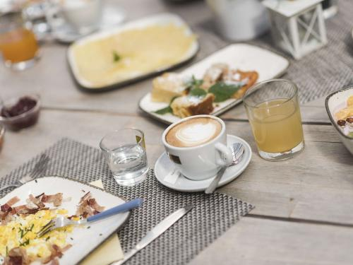 Start your day right - Prima colazione al Residence Montani