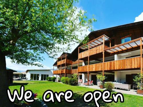 We are open from 03.06.2020!